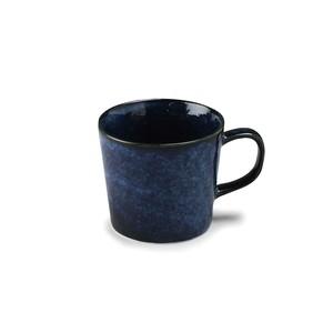 aito製作所 「ナチュラルカラー Natural Color」スタンダード マグカップ 320ml ネイビー 美濃焼 517028