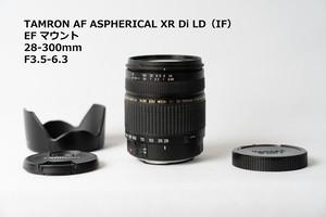TAMRON AF 28-300mm F3.5-6.3 ASPHERICAL XR Di LD (IF) MACRO
