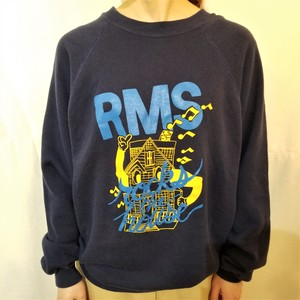Print sweat /Made In USA [D-176]