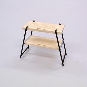 サイドテーブル&チェアSサイズバッグ付:GIA-ST300S
