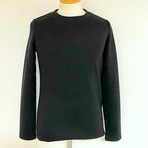 Bonding Crewneck Pullover Black