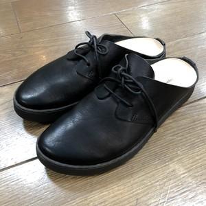 trippen トリッペン スリッポン SWAN NAMI-WAW(ブラック)
