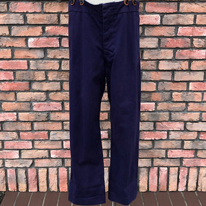 British Work Trousers & Braces Made In England