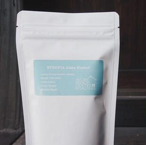コーヒー豆100g / Ethiopia Alaka Washed