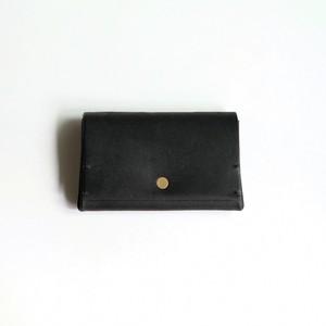 bellowsfold wallet - bk - プエブロ