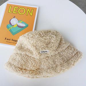 【小物】韓国風可愛い秋冬日系合わせやすいレトロ暖かい帽子