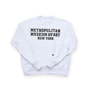 The MET × Champion USA Reverse Weave 12oz
