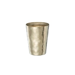 SUSgallery (サスギャラリー) 真空チタンカップ TITANESS Tumbler Basic line 【Multiple(S) Antique Gold 300ml】