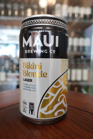 Bikini Blonde / Maui Brewing(ビキニ ブロンド/マウイ ブルーイング)