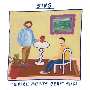 "【6/3発売】TENDRE MEETS BENNY SINGS - SING(7"")"