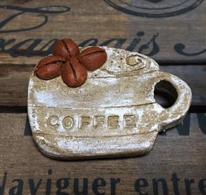 Coffee ブローチ