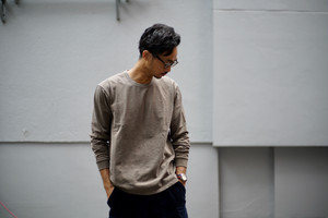 CURLY / HELICAL LS TEE