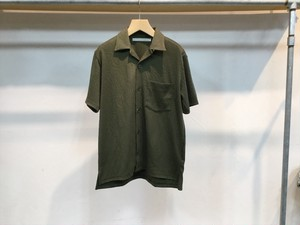 """CURLY""""PALM SS SHIRTS OLIVE"""""""