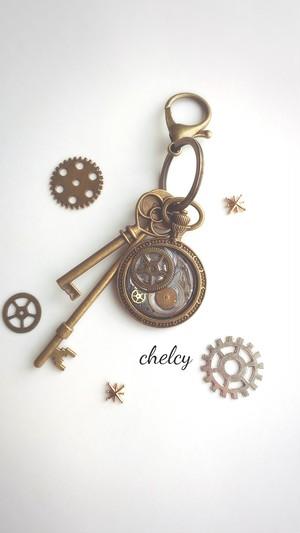 盗賊の鍵 魔法の鍵 キーホルダー 07