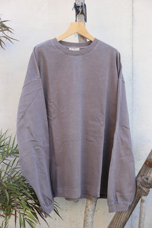 EVCON / PIGMENT WIDE L/S T-SHIRT
