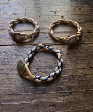 DA'S/Coin Bracelet(ダズのブレスレット)