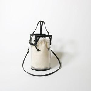 CARINA BOA / black leather 【MORROW】