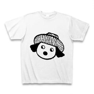 Tシャツ 「ソノライフ Chisaka Dog カラー;ホワイト」