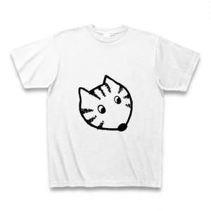 Tシャツ「ソノライフ Kitade Cat カラー;ホワイト」