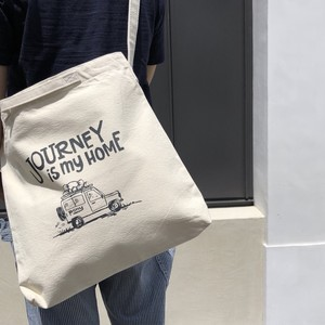 pony go round canvas shoulder bag