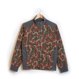 DUCK  HUNTER  JACKET  (CAMO)