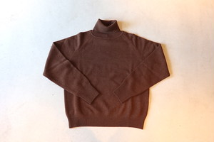 『Phlannel』Cashmere Wool Turtleneck Sweater
