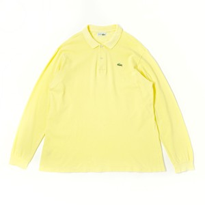 ''LACOSTE'' polo shirt Made in France