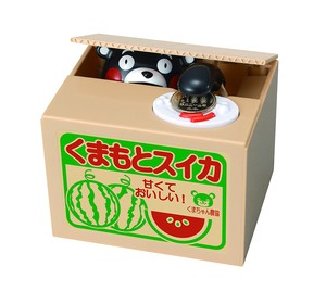くまモンの貯金箱 <Kumamon coin bank>