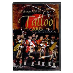 DVD「エディンバラ・ミリタリー・タトゥー2003」10001