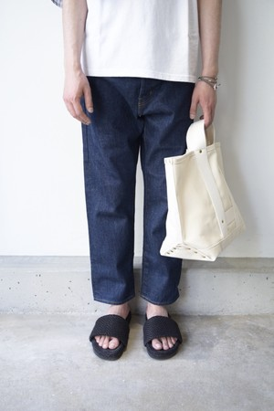 【ordinary fits】5P ANKLE DENIM one wash/OM-P020OW