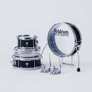 Foldrum Pop 超小口径セット (クローム)
