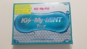 Kis-My-Ft2 Kis-My-MiNT Tour at 東京ドーム 2012.4.8 初回限定盤 【DVD】