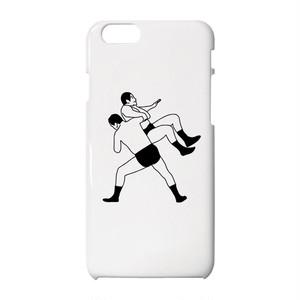 チョークスラム iPhone case