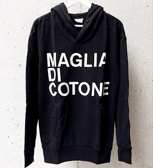 MAGLIA(マリア) パーカー COTONE ブラック