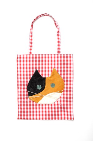 make neko tote bag