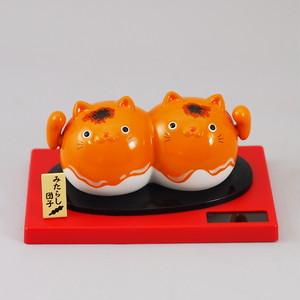 茶菓子ねこ (みたらし団子)