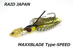RAID JAPAN / マックスブレード Type-SPEED