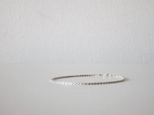 アンクレット Made in Italy Silver