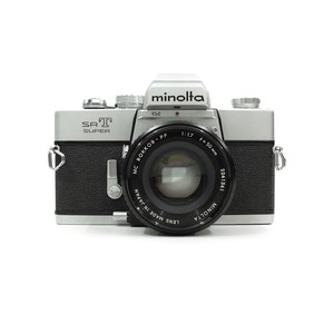 【New】MINOLTA SRT SUPER