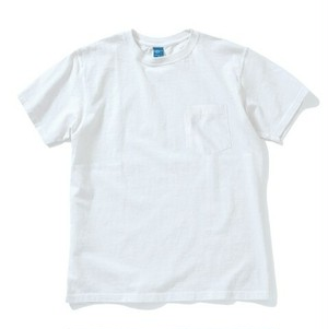 Good On / グッドオン | S/S CREW NECK POCKET T-SHIRTS _ White
