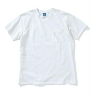 Good On / グッドオン | S/S CREW NECK POCKET T-SHIRTS _ White