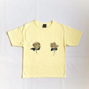 Rose T-Shirt (Yellow)
