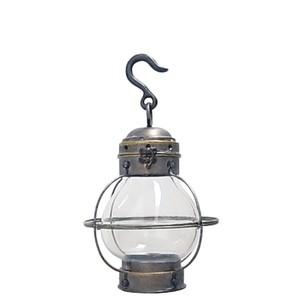 "【A655-588S】Metal lantern ""MALS"" S #ランタン #アンティーク #ヴィンテージ #レトロ #マリン #ハンギング"