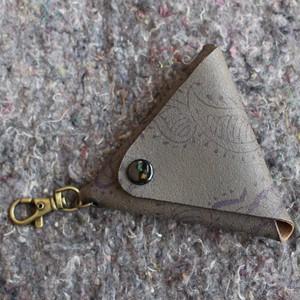 Tri△ngle paisley coin purce (tcp-14)