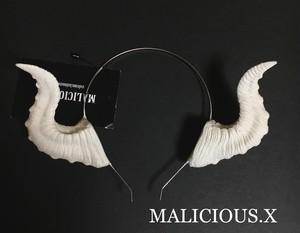 HORN ACCESSORY / DEVIL 3(WHITE)