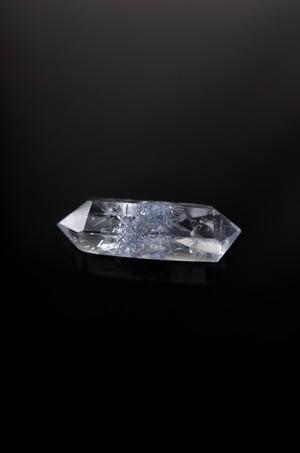 Dumortierite in quartz - 046