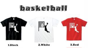 デルコペTシャツ (Basket Ball)