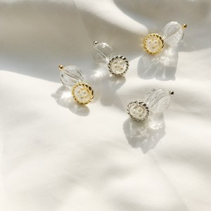 No.117 clear pearl vintage