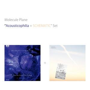"""Molecule Plane - """"Acousticophilia + SCHEMATIC"""" Set"""