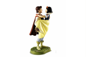 ディズニー フィギュア・白雪姫・白雪姫と王子おとぎ話 wdcc 4024300